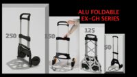 Alu foldable EX GH series