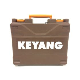 Keyang Koffer met label DW18BL