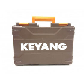 Keyang Koffer met label DG18BL 125S