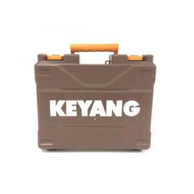 Keyang Koffer met label IW18BL