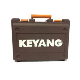 Keyang Koffer met label MC18BL