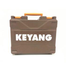 Keyang Koffer met label ID18BL