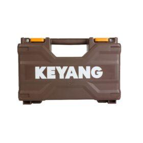 Keyang Koffer met label DD1202L2