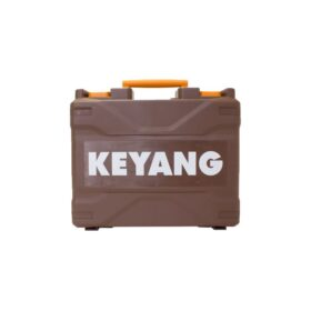 Keyang Koffer met label DD1801L2S