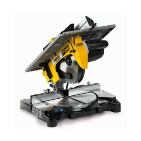 Femi TR240 Afkortzaag/verstekzaagmachine met boventafel 1450W 230V