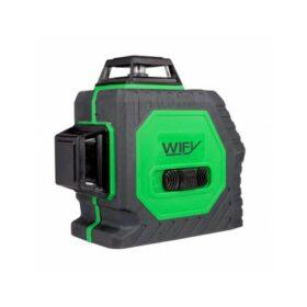 WIFY Kruislijnlaser 3D 360G Groen