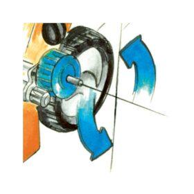 Stihl RM 2 RT Benzine mulchmaaier – 46 cm
