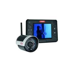 Abus TVAC15000 Home CCTV Video Set 90mm