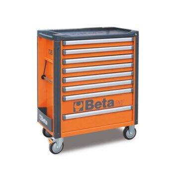 Beta C37/8 Gereedschapswagen met 8 laden – Diverse kleuren leeg