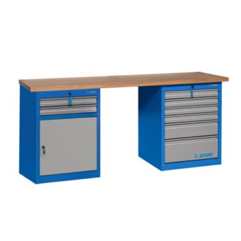 Unior Modulaire werkbank A13 – 2000mm
